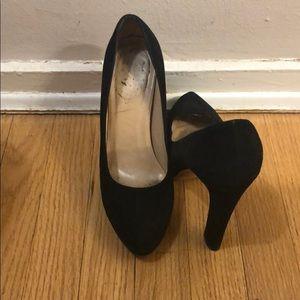 Kate Spade black heels 9.5
